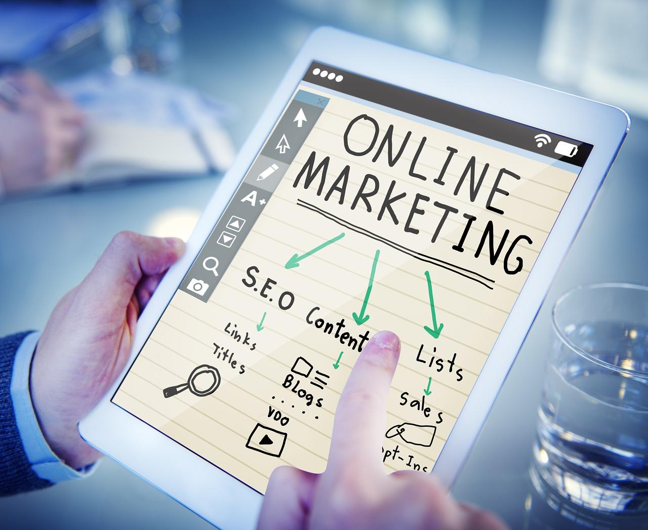 Benefícios da contratação de uma agência de marketing digital para promover o seu negócio on-line